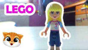 Przyjaciółki na zawsze #5 - Kara dla Stephanie | Lego Friends
